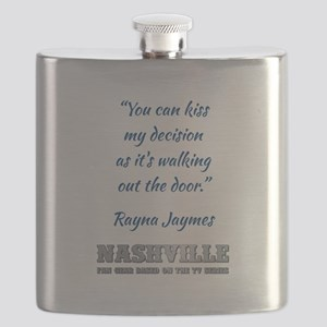 RAYNA QUOTE Flask