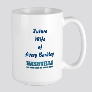 FUTURE WIFE... Large Mug