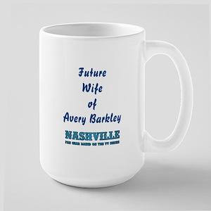 FUTURE WIFE... Large Mug