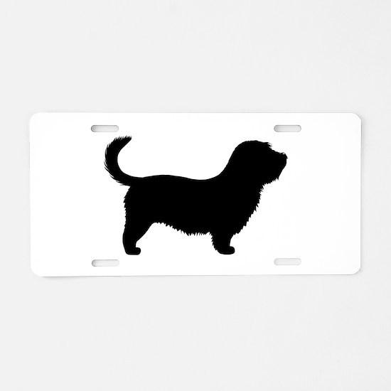 Glen of Imaal Terrier Aluminum License Plate
