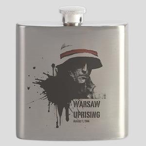 Warsaw Uprising Flask