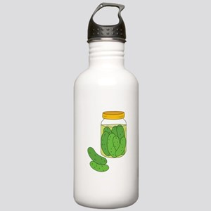 Pickle Jar Water Bottle