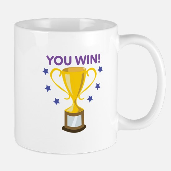 You Win Mugs