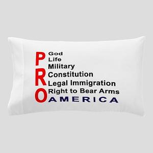 Pro America Pillow Case