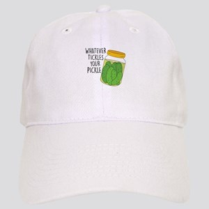 Tickles Your Pickle Baseball Cap