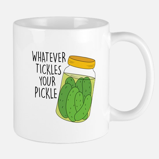 Tickles Your Pickle Mugs