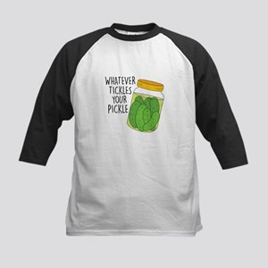 Tickles Your Pickle Baseball Jersey