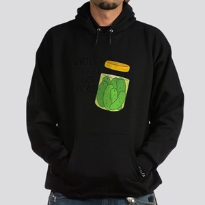 Tickles Your Pickle Hoodie