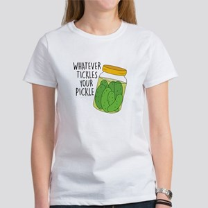 Tickles Your Pickle T-Shirt
