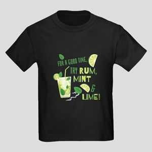 Rum Mint & Lime T-Shirt