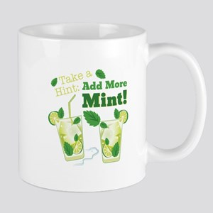 Add More Mint! Mugs