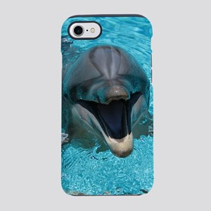 Smiling Dolphin iPhone 8/7 Tough Case