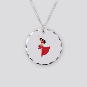 Belly Dancer Necklace