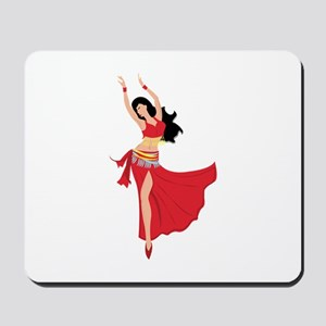 Belly Dancer Mousepad