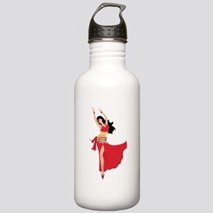 Belly Dancer Water Bottle