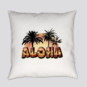 "Everyday Pillow ""Aloha"""