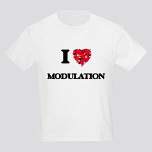 I Love Modulation T-Shirt