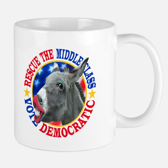 RESCUE the MIDDLE CLASS Mug