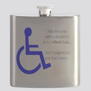 Disability Message Flask