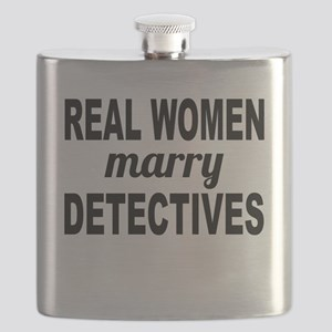 Real Women Marry Detectives Flask