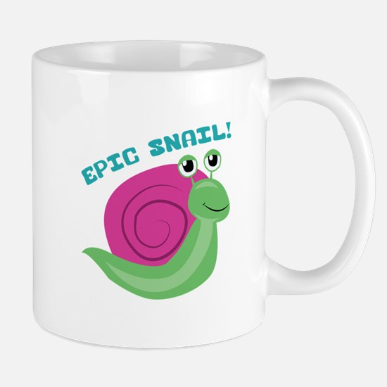 Epic Snail Mugs