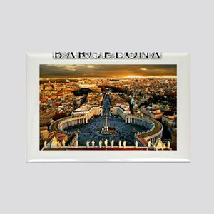 Barcelona Evening Magnets