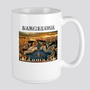 Barcelona Evening Mugs