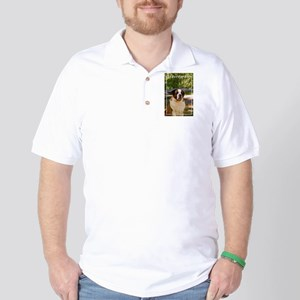 St Bernard-4 Golf Shirt