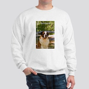 St Bernard-4 Sweatshirt