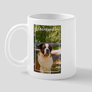 St Bernard-4 Mug
