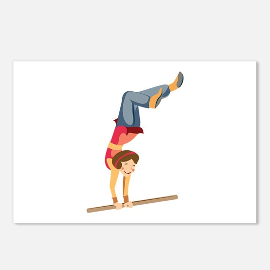 Hand Stand Postcards (Package of 8)