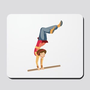 Hand Stand Mousepad