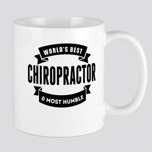 Worlds Best And Most Humble Chiropractor Mugs