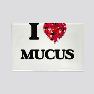 I Love Mucus Magnets
