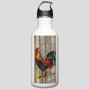rustic farm country ro Stainless Water Bottle 1.0L