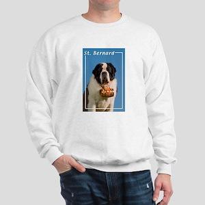 St Bernard-5 Sweatshirt