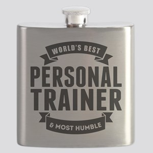 Worlds Best And Most Humble Personal Trainer Flask