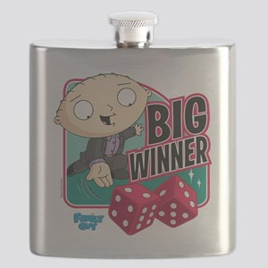 Family Guy Big Winner Flask