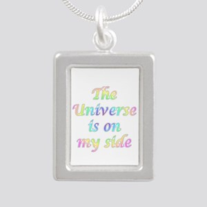 The Universe Is On My Side Necklaces
