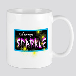 Sparkle Mugs