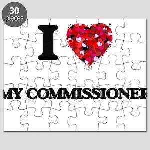I love My Commissioner Puzzle