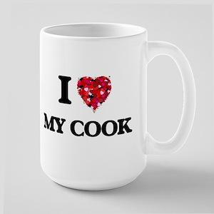I love My Cook Mugs