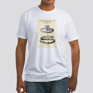 Archeology Series No. 1 Fitted T-Shirt