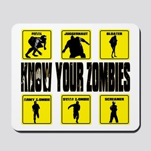 zombie, state of decay Mousepad