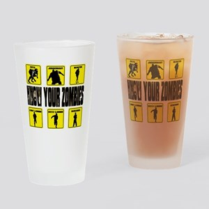zombie, state of decay Drinking Glass