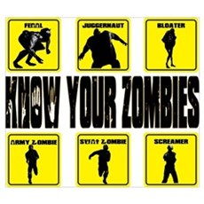 zombie, state of decay Canvas Art