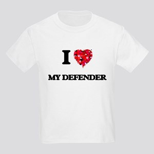 I Love My Defender T-Shirt