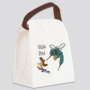 Mosquito - State Bird Canvas Lunch Bag