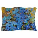 Delphinium Pillow Case