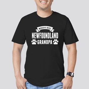 Worlds Best Newfoundland Grandpa T-Shirt